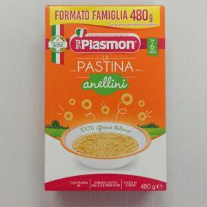 PLASMON PASTINA ANELLINI 480GR