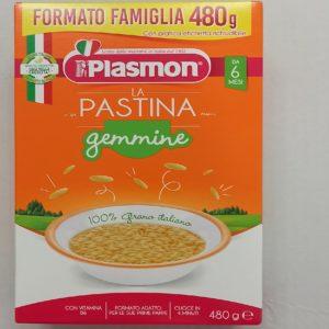 PLASMON PASTINA GEMMINE 480GR