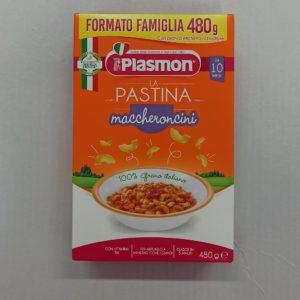 PLASMON PASTINA MACCHERONCINI 480GR