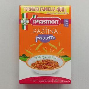 PLASMON PASTINA JUNIOR PENNETTE 480GR